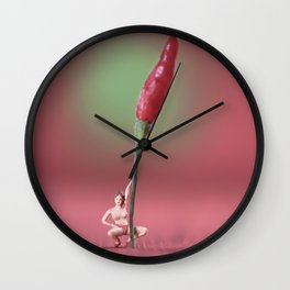 Malagueta Wall Clock