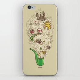 Pipe Dream iPhone Skin