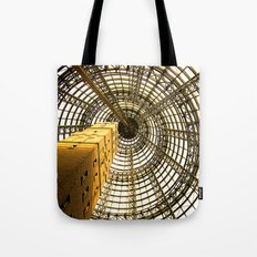 Shot Tower Tote Bag
