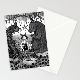 Beltane Gamble Stationery Cards
