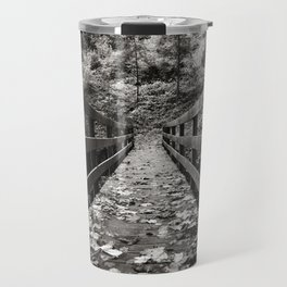 Alte Holzbrücke - Old wooden bridge Travel Mug