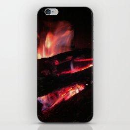 Bonfire2~takibi~ iPhone Skin