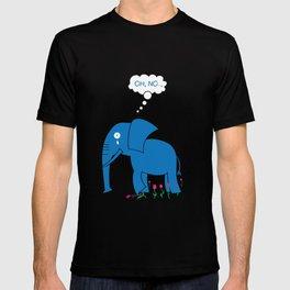 Sad Elephant T-shirt