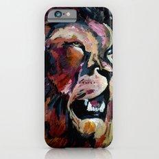 Friendly Lion iPhone 6s Slim Case