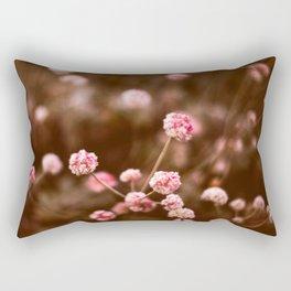 Wildflowers, Northern California Rectangular Pillow