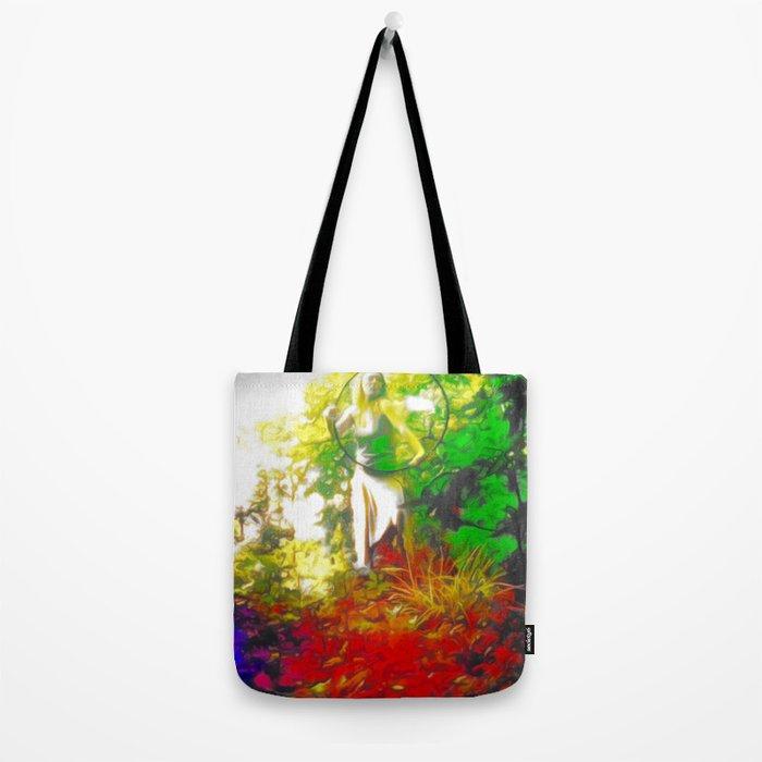 Garden of Delights Tote Bag
