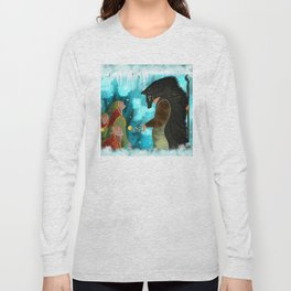 Solas Frees the Elves Long Sleeve T-shirt