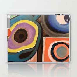 Abstract Painting Laptop & iPad Skin