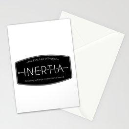 Inertia Logo Stationery Cards
