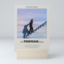 The Truman Show (1998) Minimalist Poster Mini Art Print