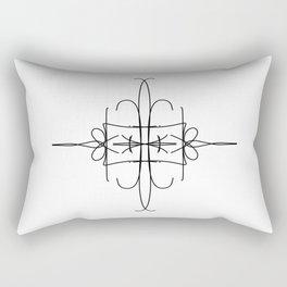Minimalism 2 Rectangular Pillow