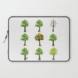 Can't see the Forest Laptop Sleeve