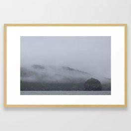 Kamchatka view Framed Art Print