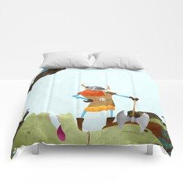 Hero Shot Comforters