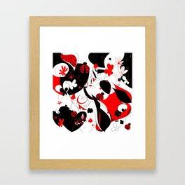 Naturshka 40 Framed Art Print