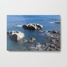 Beside Udo-jinguu Metal Print