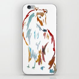 For the Love of Collie iPhone Skin