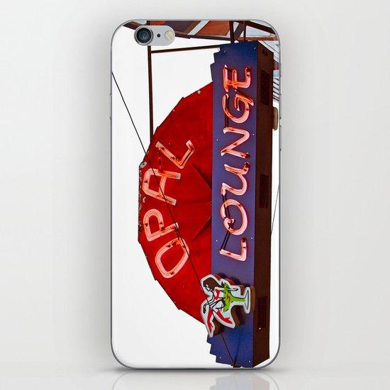 Opal Lounge iPhone & iPod Skin