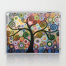 She Dreams In Color Laptop & iPad Skin