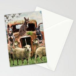Kelpie Life Stationery Cards