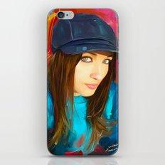 Colourful Vibes iPhone & iPod Skin