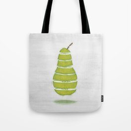 A Pear Apart Tote Bag