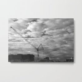 Lift II Metal Print