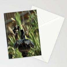Rowdy Bird Bath Stationery Cards