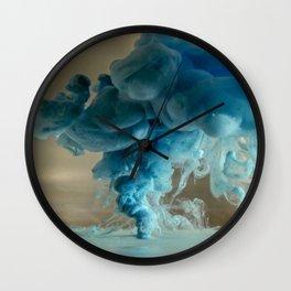Kloudy Wall Clock