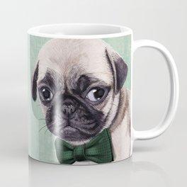 Angry Pug Coffee Mug