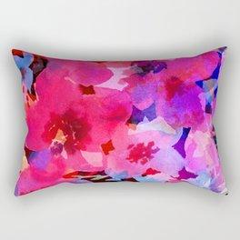 Poppy Shadows Rectangular Pillow