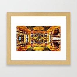 Escher Optimo Framed Art Print