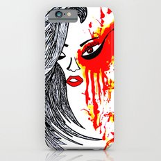 On Fire. Slim Case iPhone 6s