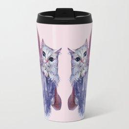 Pink Cuddles Travel Mug