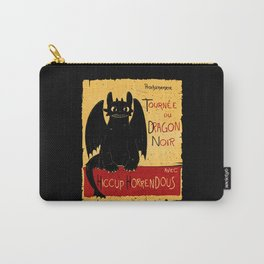 Dragon noir Carry-All Pouch