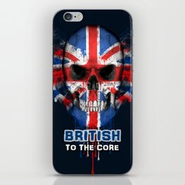To The Core Collection: UK iPhone Skin