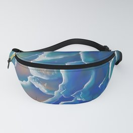 Water Coloring Time for Sea Fanny Pack