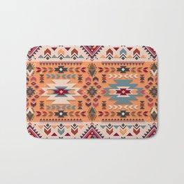 Navajo Design Bath Mat
