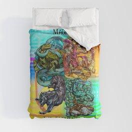 Mysticx & Magick: The Japanese Elemental Gods - Art Cover Comforters