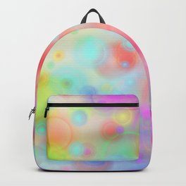 Bubbles pastell Backpack