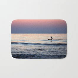The Swimmer Bath Mat