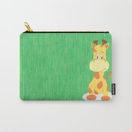 A happy giraffe Carry-All Pouch