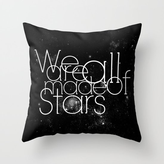 We, All. Throw Pillow