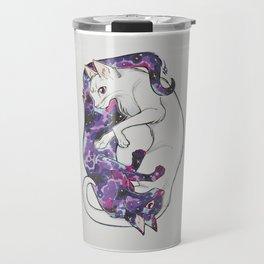 Luna and Artemis Travel Mug