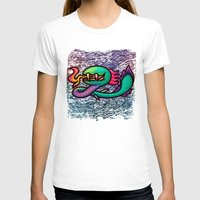 kraken T-shirts featuring Kraken by likelikes