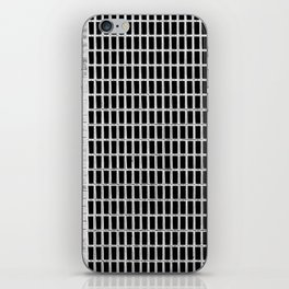 Count The Rectangles iPhone Skin