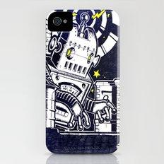 ROBO ATTACK! Slim Case iPhone (4, 4s)