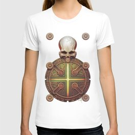 Death's Mandala001 T-shirt