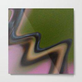 twisting hair or there Metal Print