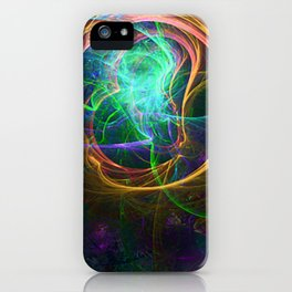 Consciousness Realized iPhone Case